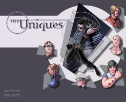 Uniques Wallpaper by KidNotorious
