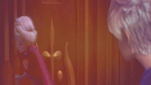 Jack and Elsa- First Meet (GIF) by AntFair