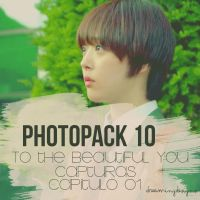 +Photopack 1O-To The Beautiful You|Capturas Cap.1| by DreamingDesigns