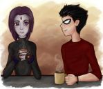 request: .morning pick-me-up. by CaramelApple