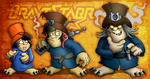 Bravestarr-Evolution of an Outlaw by Turquoisephoenix