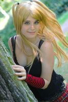 Misa Amane Death Note by xRika89x
