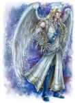 Archangel Michael by Irrisor-Immortalis