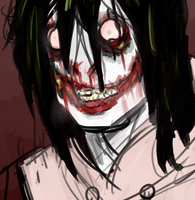 jeff the killer by tiniestbat