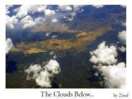 The Clouds Below.. by zend