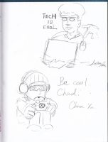 Year Book Page by ZkullDefence