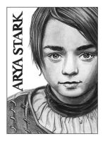 Arya ATC by NicksPencil