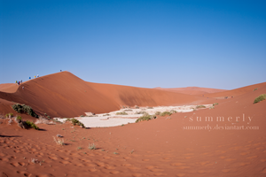 Namibia - XV by Summerly