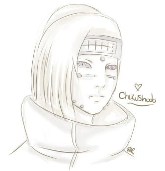 Sketch Com-Chikushodo by Ita-Freak