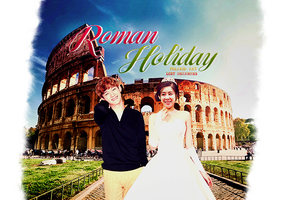 Contest: Roman Holiday ft. Chen and Zhang Liyin by pocket-girl