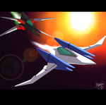 Space Battle REDUX! by Roonifer