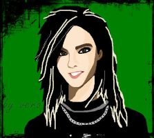 Bill kaulitz :D by veronikaulitz