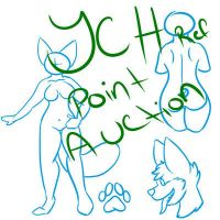 Ych Ref Sheet Auction by minecraftfox