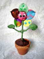 Patches the Flower by MeadowDelights