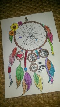 Dreamcatcher by kim175