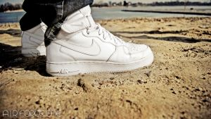 NikeAirForceOne by OloUnited
