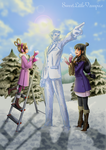Do You Wanna Build A Snowlawyer? by SweetLittleVampire