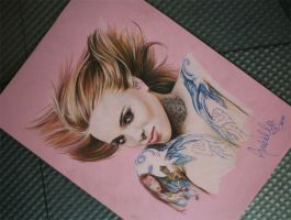 Arabella Drummond by Shanuke