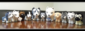 .: Ginga plush Collection: 9-11-14 :. by Dunkin-Prime