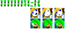 Starfall Cave Story Sprites :Update 11/30/2013: by WuBoy