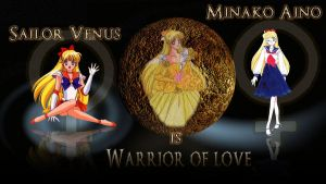 Sailor venus wallpaper by smiley089