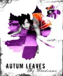 autum leaves by deadsumostock