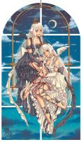 Chobits by Qinni
