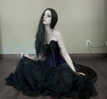 Goth Stock 066 by MeetMeAtTheLake2Nite