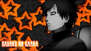 Gaara Of the sand by amit55