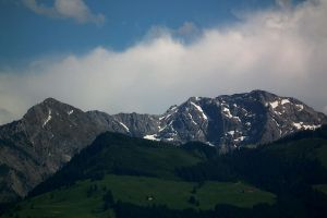 Mountain View 01 by Limited-Vision-Stock