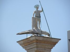 Statue - San Marco Square by A-Xander