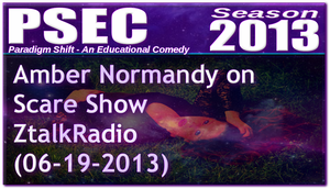 PSEC - 2013 - Amber Normandy on Scare Show Zta by paradigm-shifting