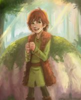 Hiccup3 by hiraco