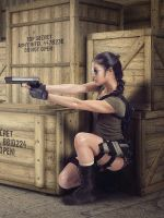 Tomb Raider by Araiel