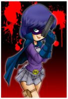 Hit Girl by JagoDibuja