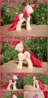 Roseluck Woodwork by xofox