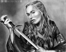 Cersei Lannister by Wanted75
