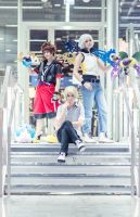 KH: All human beings are Dreamers by mako75