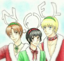 Axis Noel by Ringo101