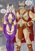 Sindel Enslaved by Trishbot