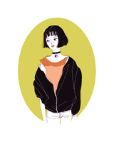 mathilda by xuh