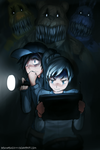 Five nights with Ruby and Weiss by dishwasher1910