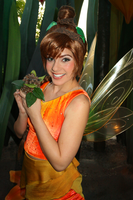 Fawn and Autumn by DisneyLizzi