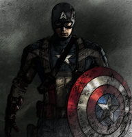Captain America by Schwester27