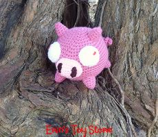 The Pig from Invader Zim by Skullcreator