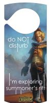 Do not disturb - Ezreal 1 by Haebak