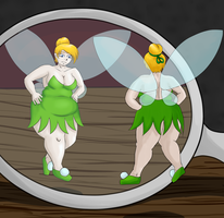 Tinkerbell by ProfessorDoctorC
