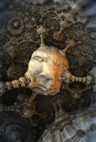 Partially Assimilated Fractal Borg by HalTenny