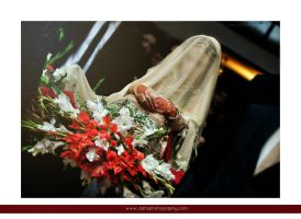 Brides entry by Jiah-ali