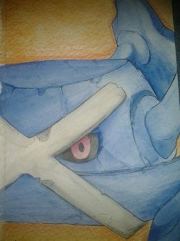 376. Metagross by Haileyjo13